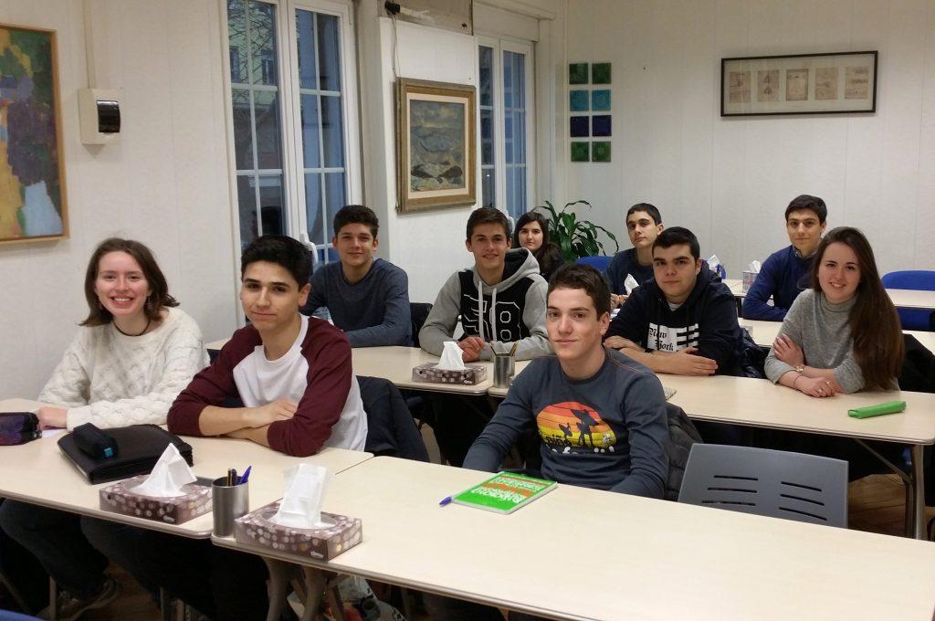 En 2017 comienza nuestra primera promoción en Madrid. 10 estudiantes.