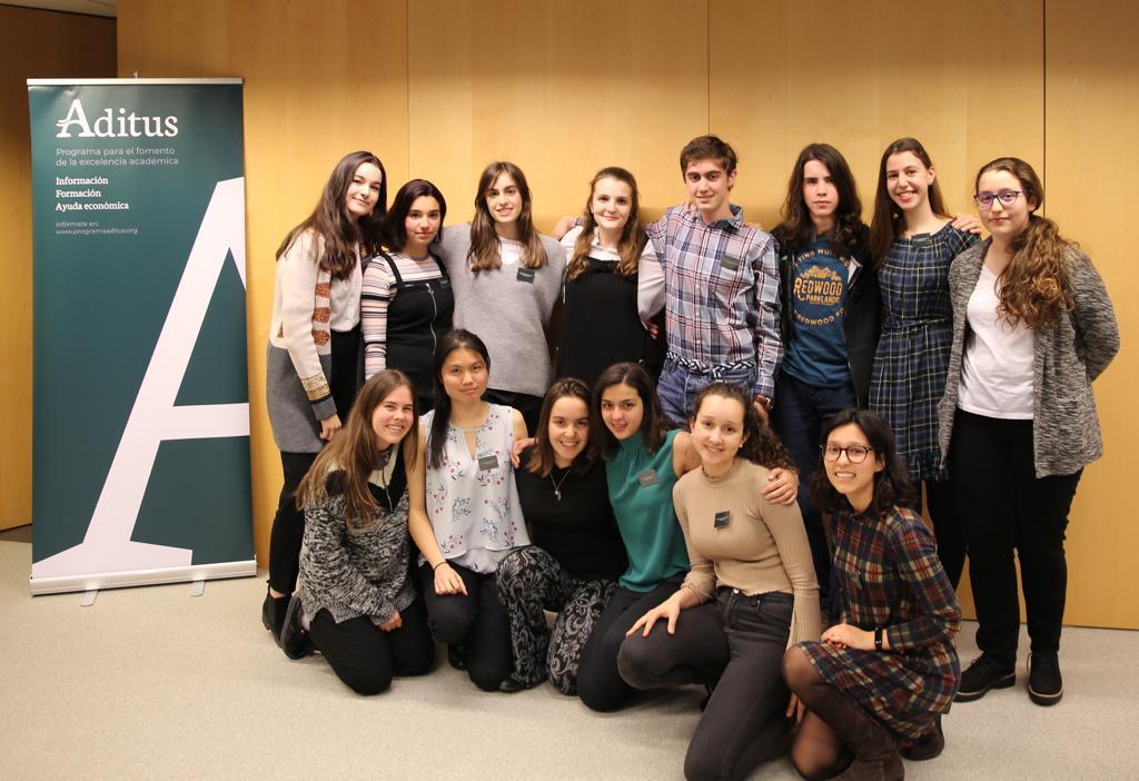 En la tercera promoción contamos con 14 estudiantes.